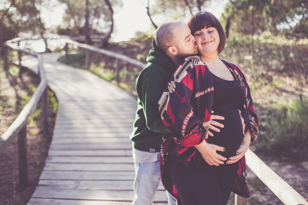 embarazo huelva pareja fotografía 13