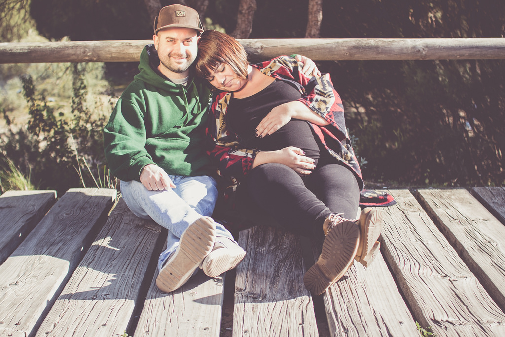 embarazo huelva pareja fotografía 2