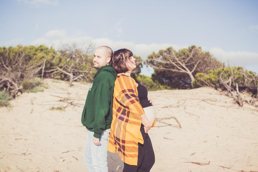 embarazo huelva pareja fotografía 9