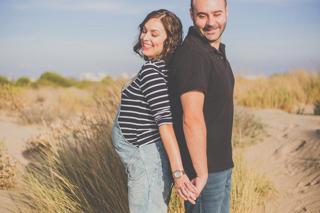 sesion embarazo silvia orduna fotografia huelva playa
