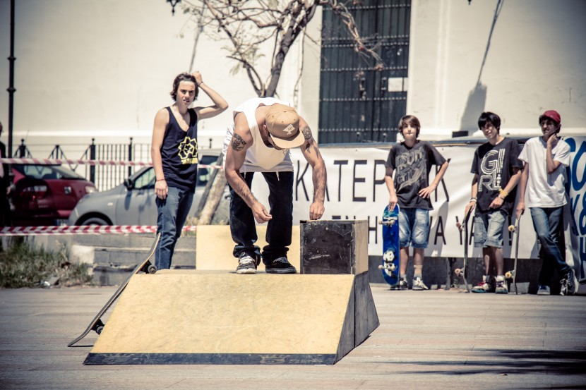 Skate 8